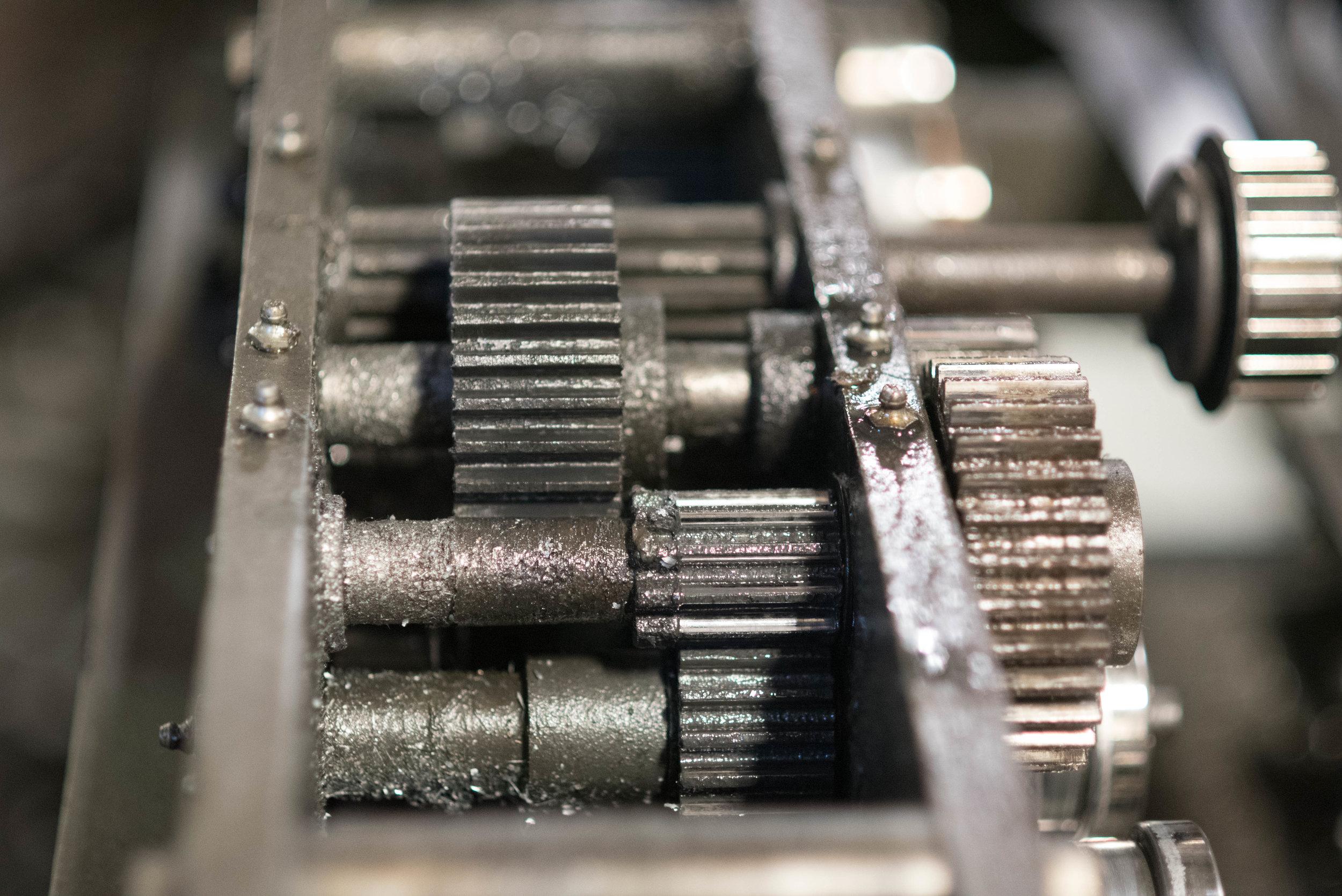 Custom Metal Fabrication Colorado for Mechanical Construction