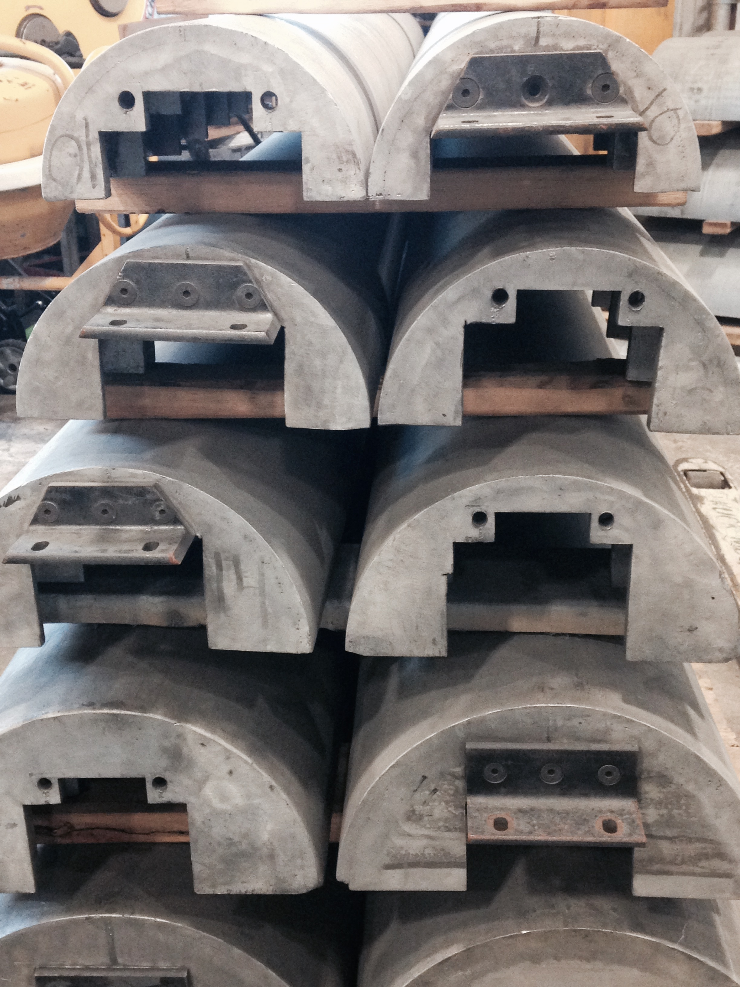 Our shop is one of the only sheet metal fabricators in Colorado with the capability to fabricate oval duct.