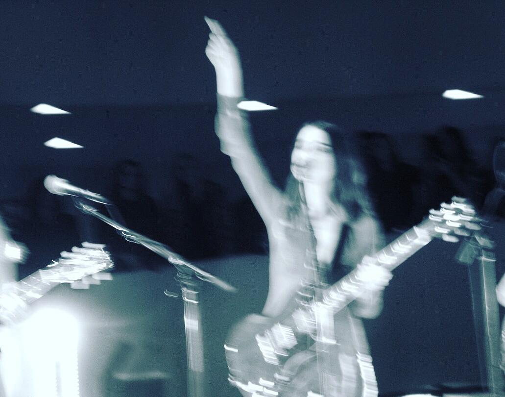 Danielle Haim, GuggenHAIM, 2017