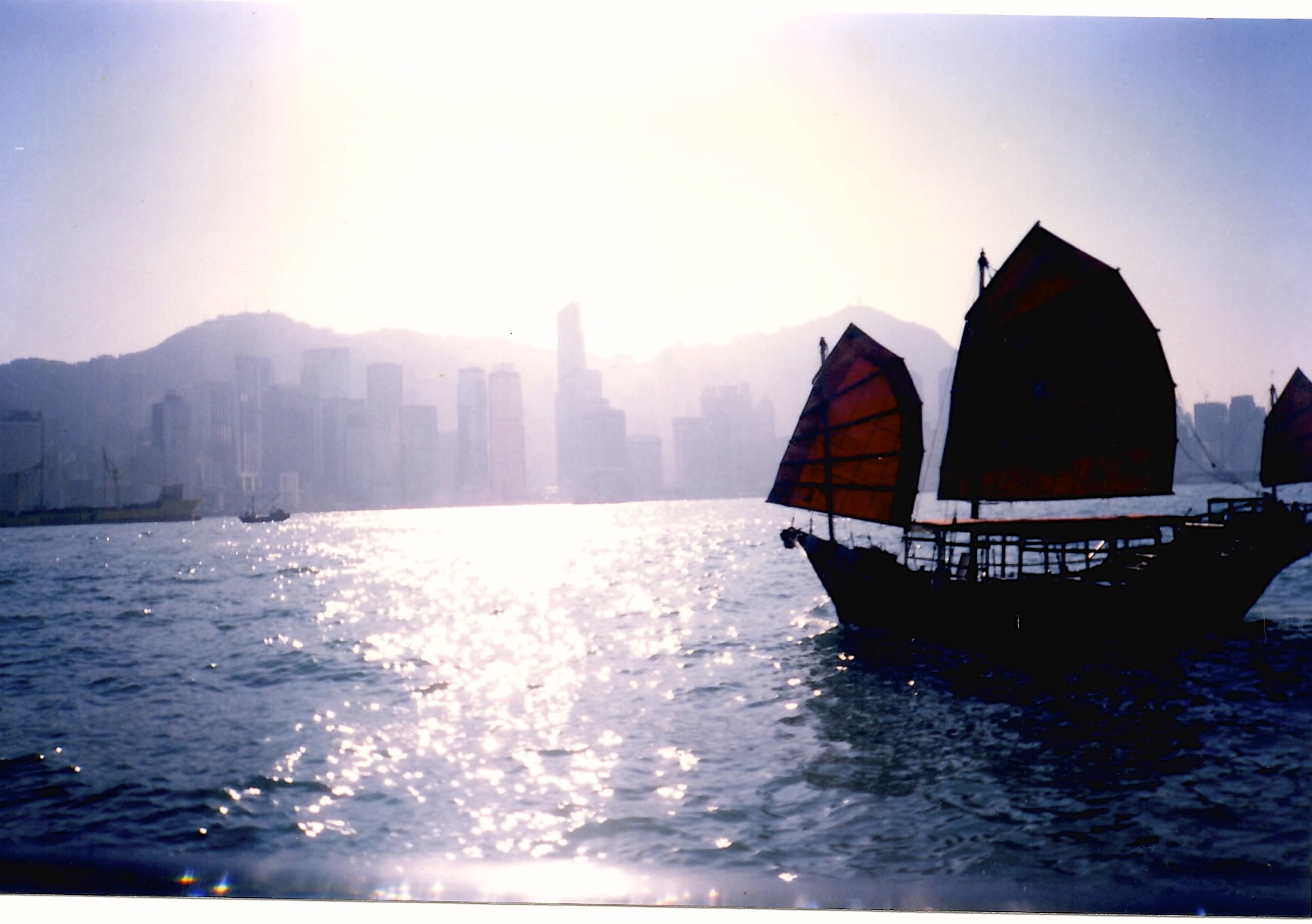 Hong Kong's Victoria Harbor