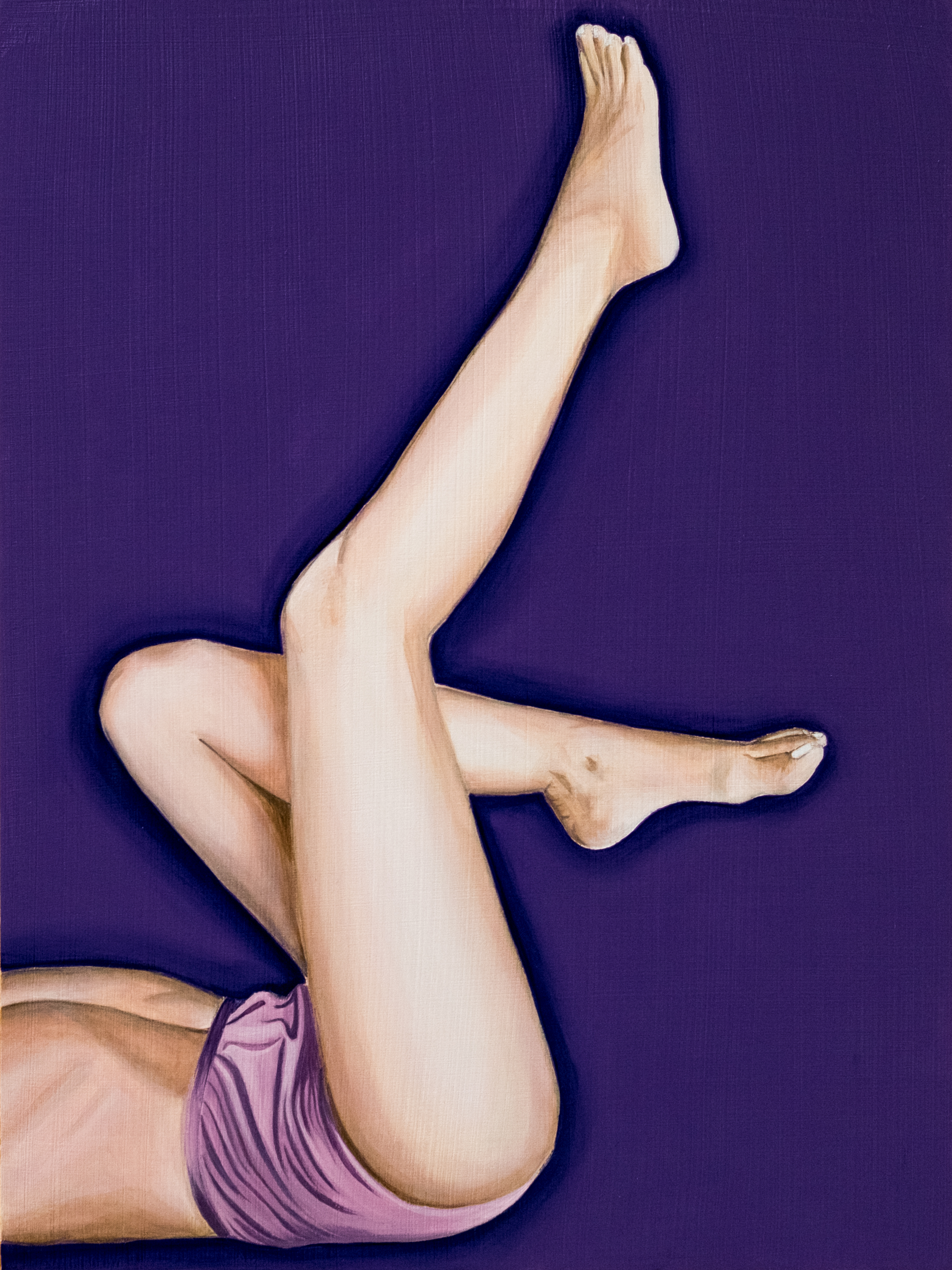 legs in the air- Curious Darling - J Danielle Wehunt