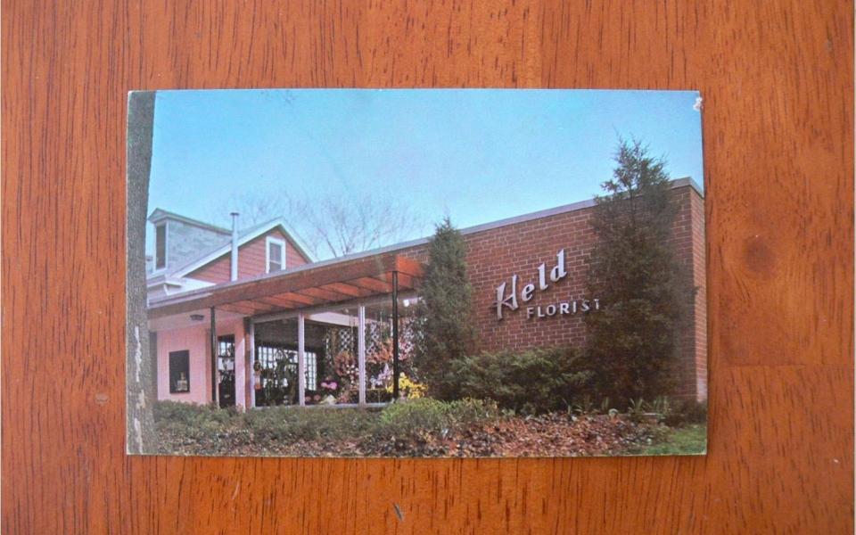 Held Florist: The retail shop!