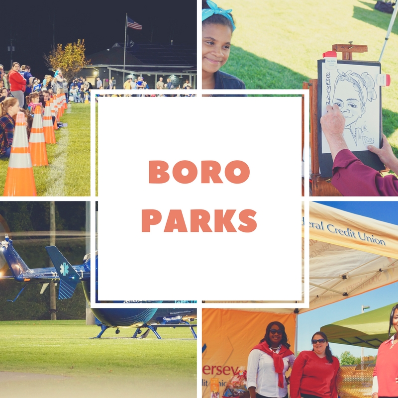 events in glassboro parks