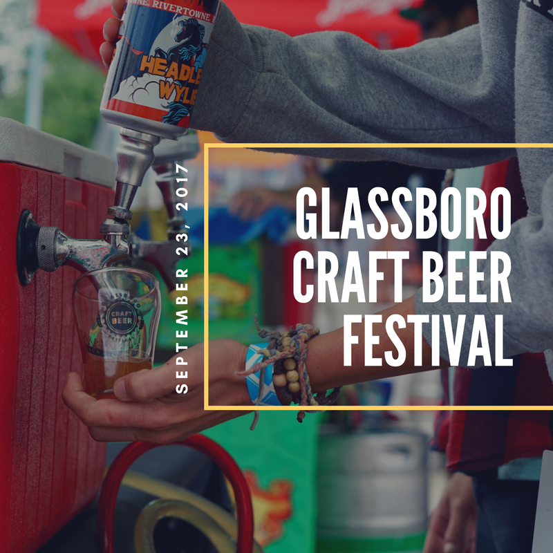 glassboro craft beer festival 2017