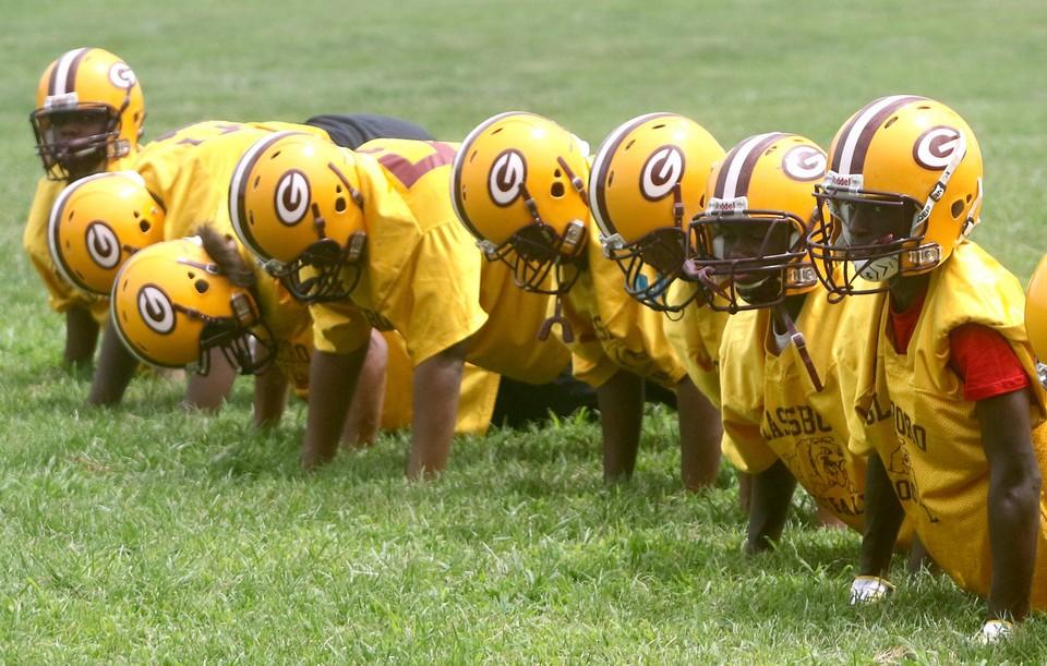glassboro high school football