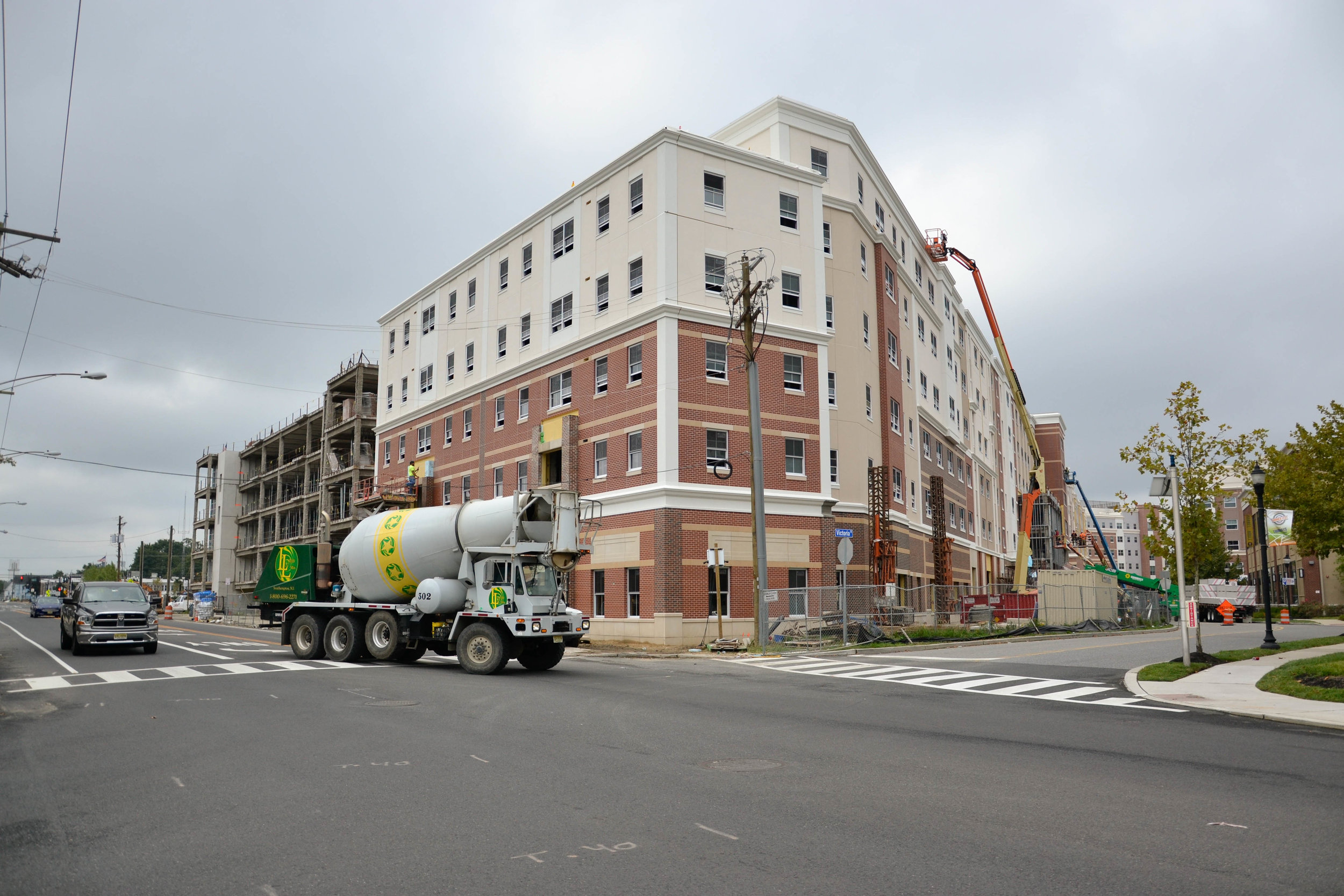 Recent building openings part of larger university expansion
