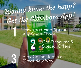 3 step Glassboro app