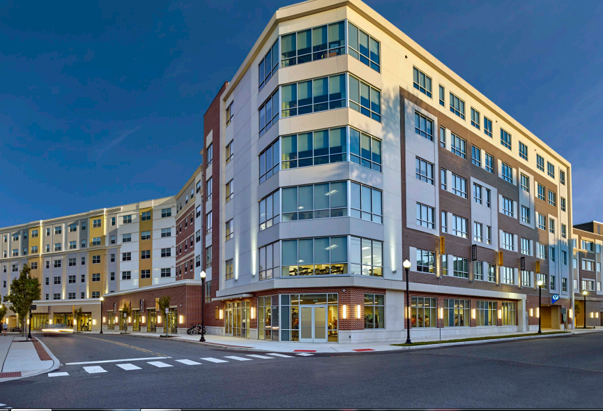 Rowan University, Nexus Properties Are Making Glassboro A College Town
