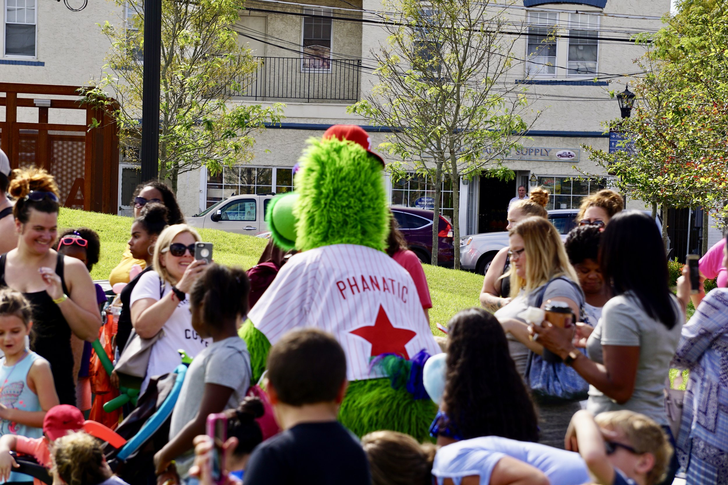 philly fanatic glassboro town square community day.jpeg