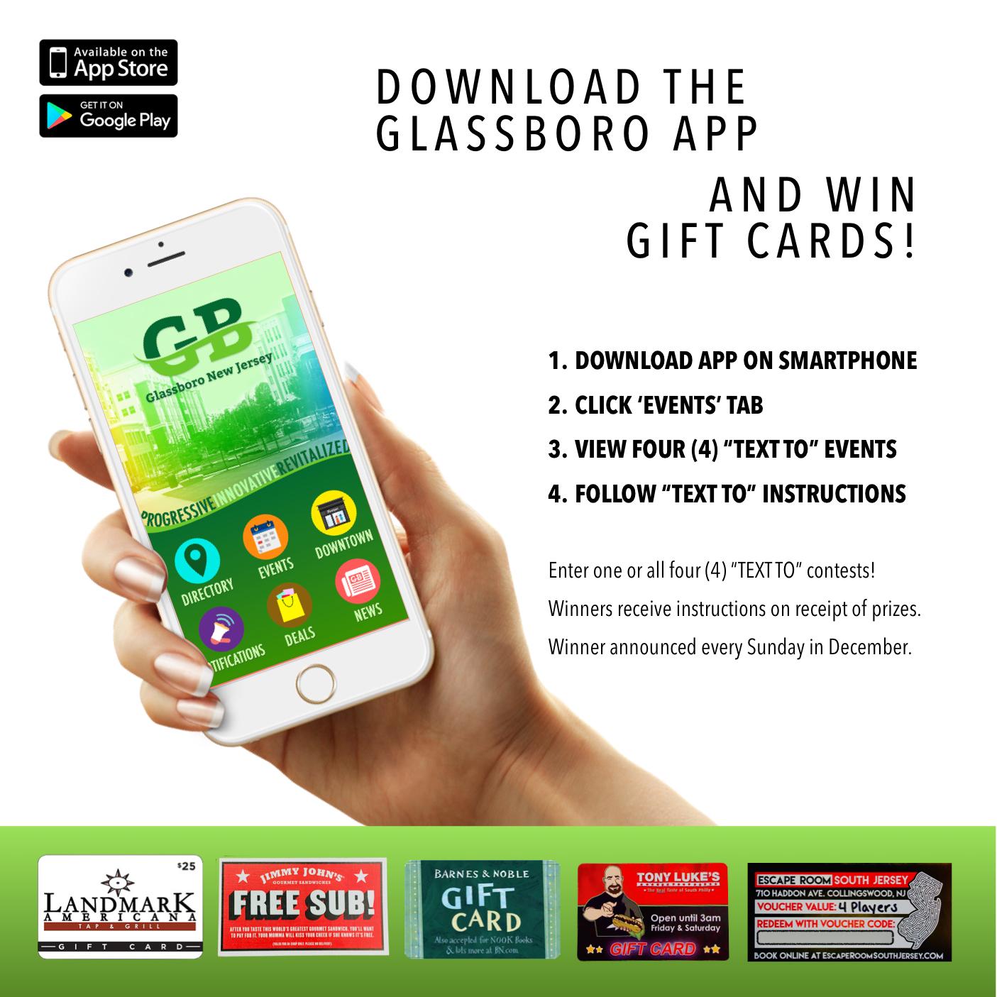 download glassboro app text to contest.jpeg