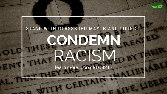 condemn racism with glassboro mayor and council.png