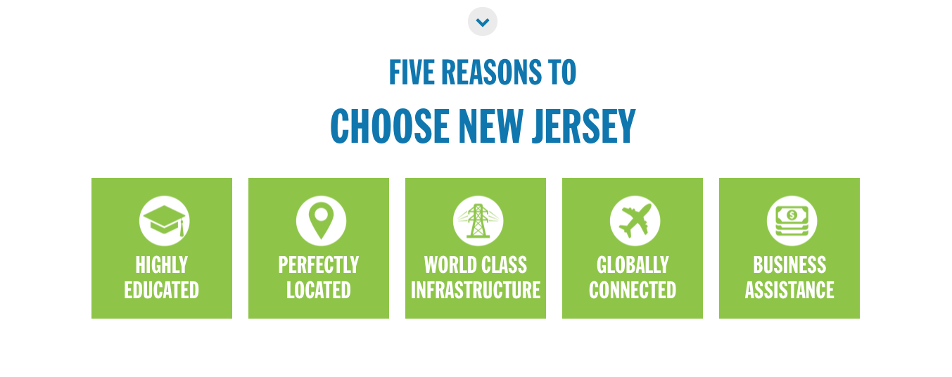 choose new jersey