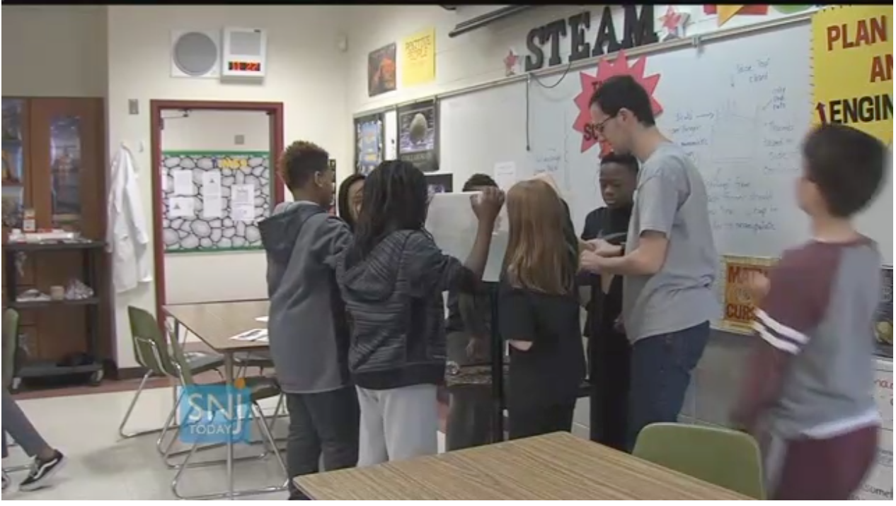 Glassboro Students Solve Everyday Problems by Exploring Engineering