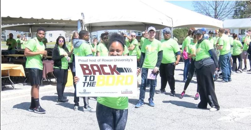 Rowan University Gives Back to Glassboro During 'Back to the Boro' Event
