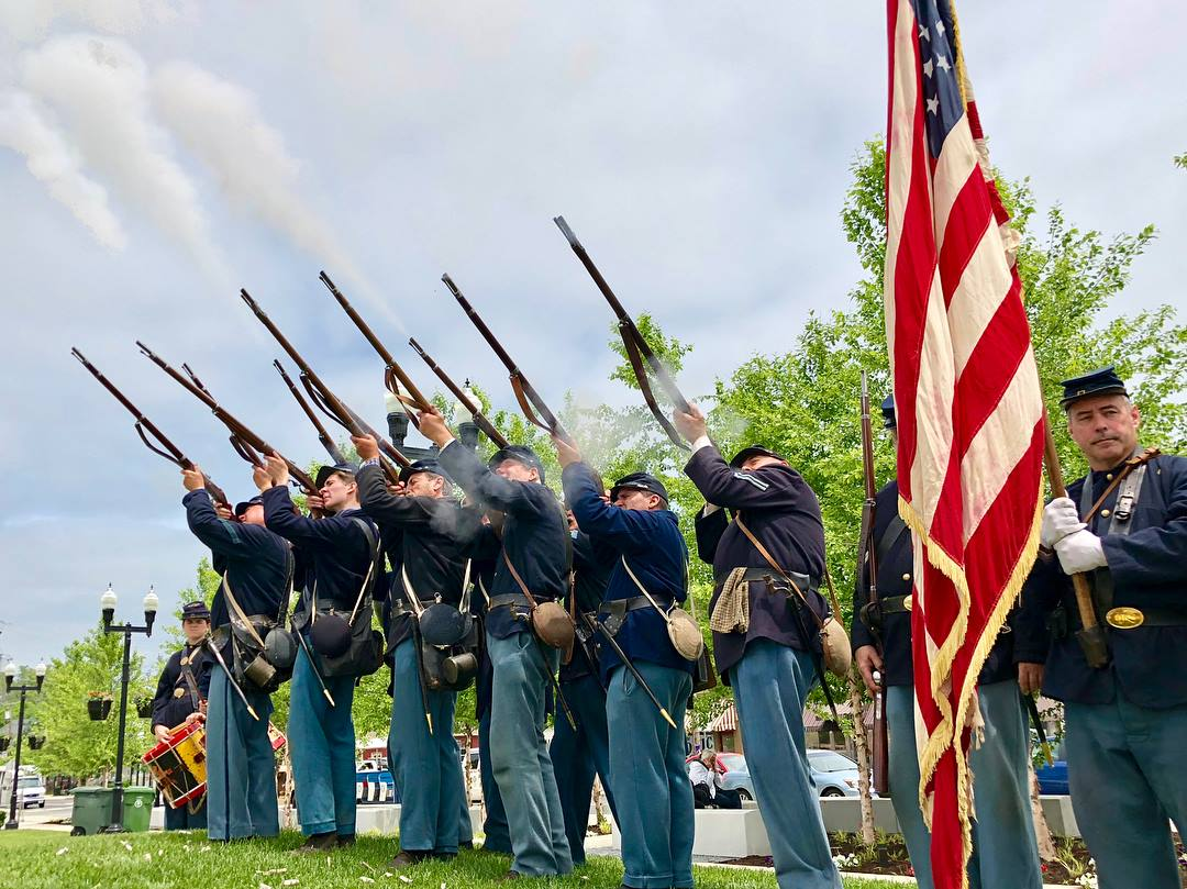 33902531_10214012320275216_3704978861298024448_o.jpgGlassboro Celebrates Fallen Heroes in Annual Memorial Day Parade