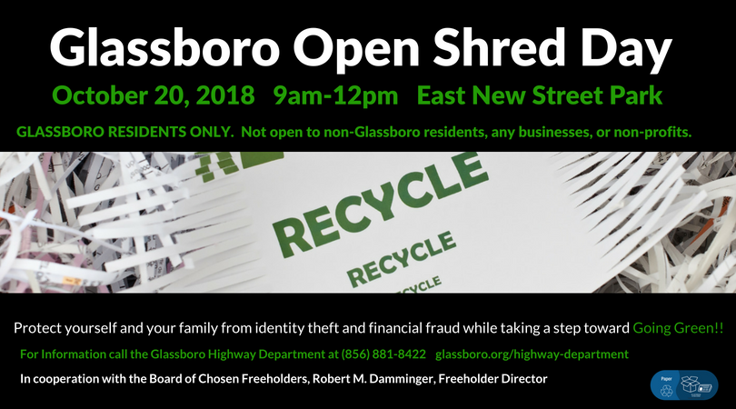 glassboro open shred day event OCTOBER 2018.png