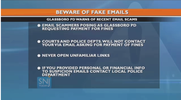 glassboro police warn of email scam.png