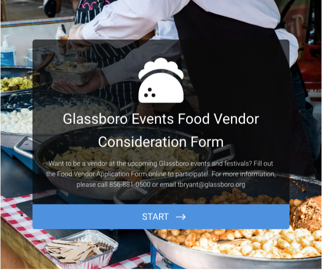 glassboro events food consideration.png