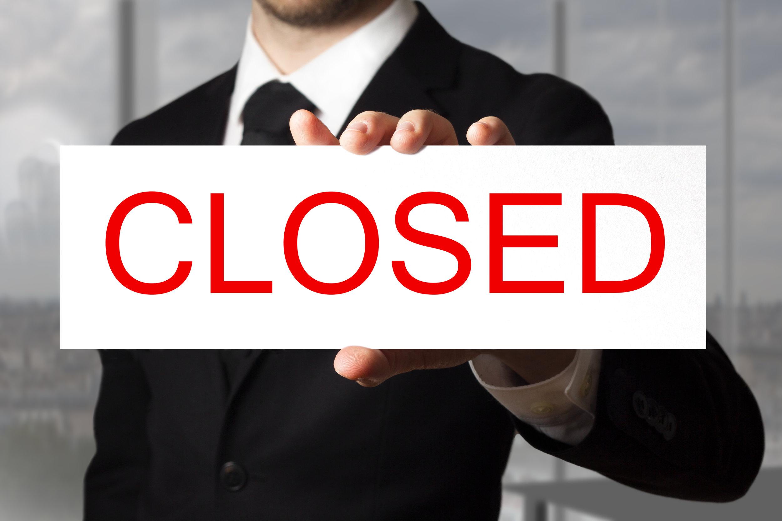 glassboro holiday closing.jpeg