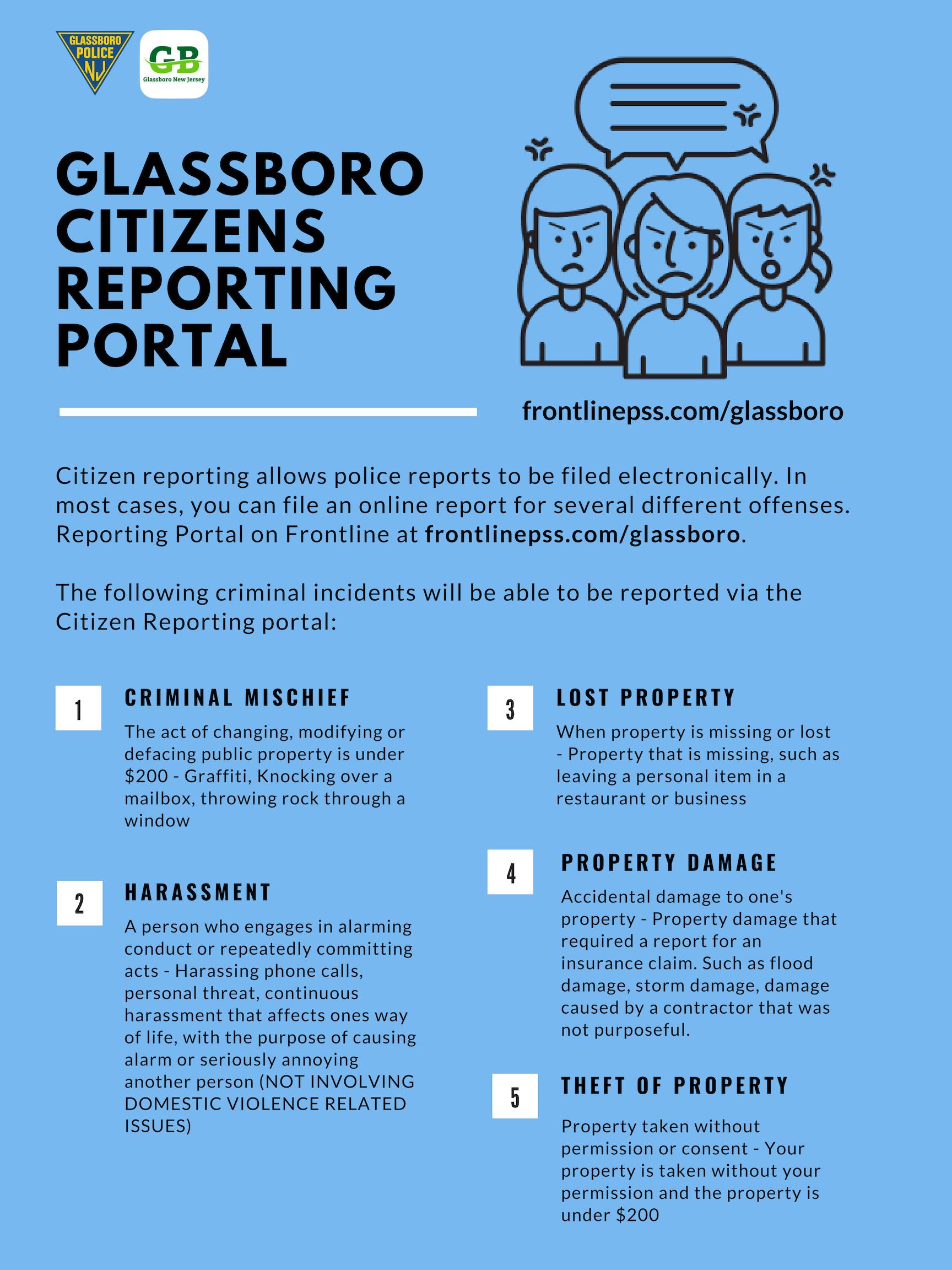 glassboro citizens reporting portal.png