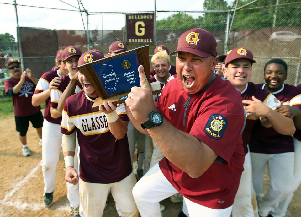 Glassboro rolls in South, Group 1, wins program's first sectional title.jpg