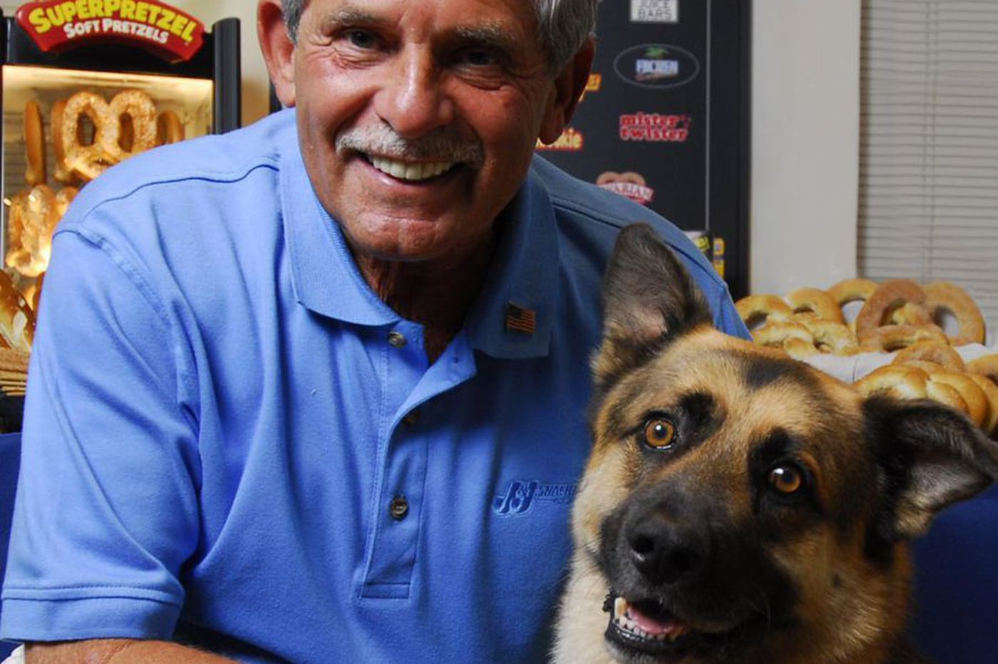 Rowan University gifted $3 million to start therapy dog program.jpg