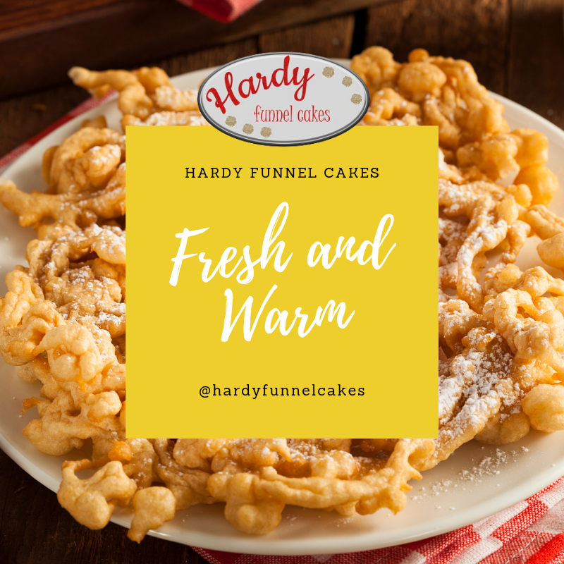 HARDY FUNNEL CAKES