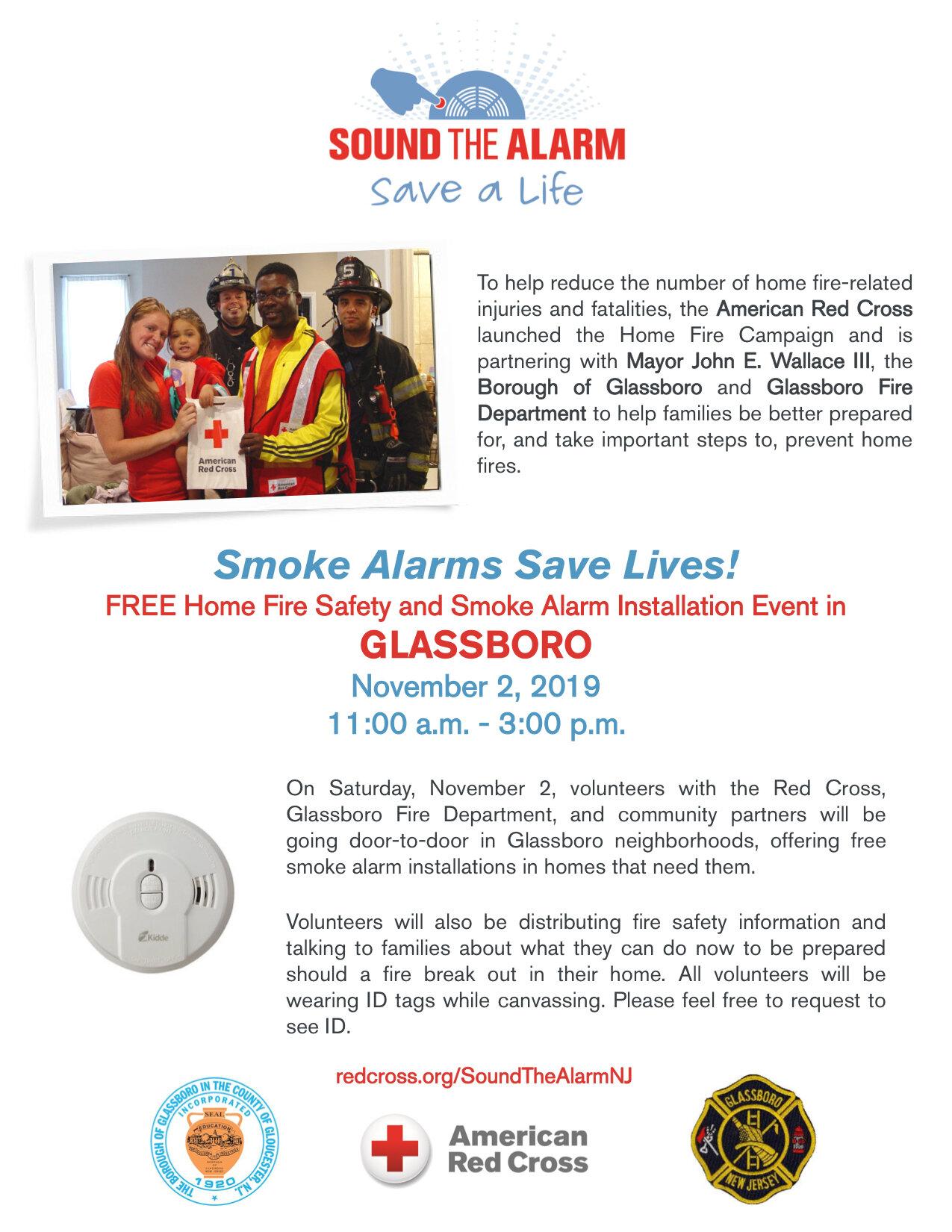 Red Cross Sound the Alarm Glassboro Community Notification Flyer - 11.2.19 Eng-Span.jpeg