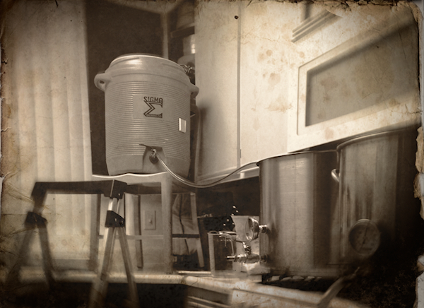 sigma brewing company ca. 2009