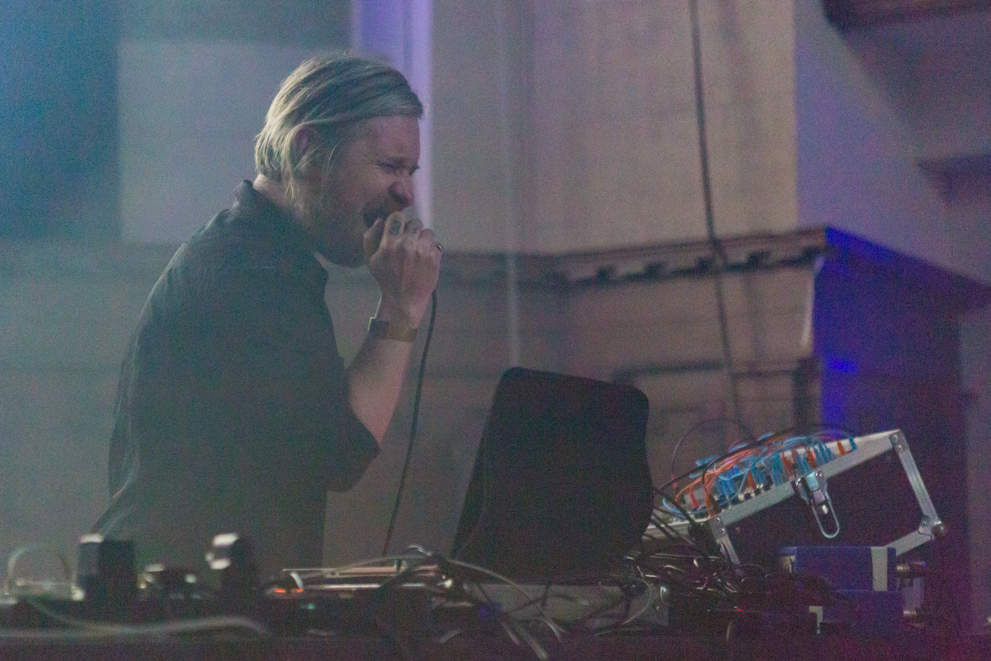 BLANCK MASS - Photography by Brendan Waters