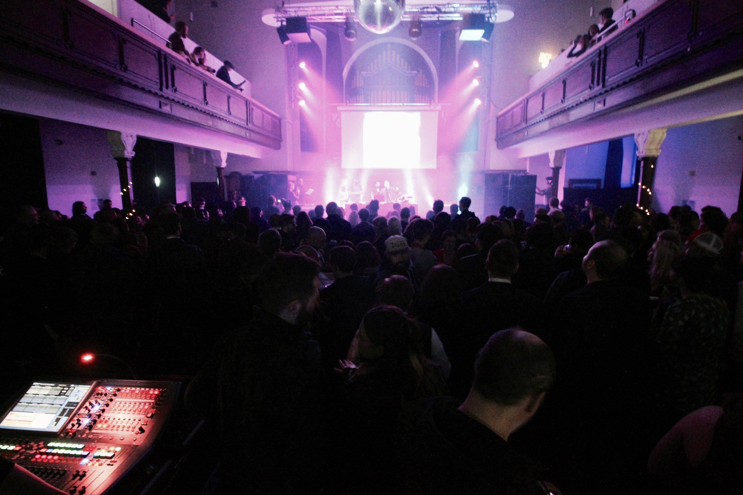 Scottish Alternative Music Awards 2018: Credit Brendan Waters.