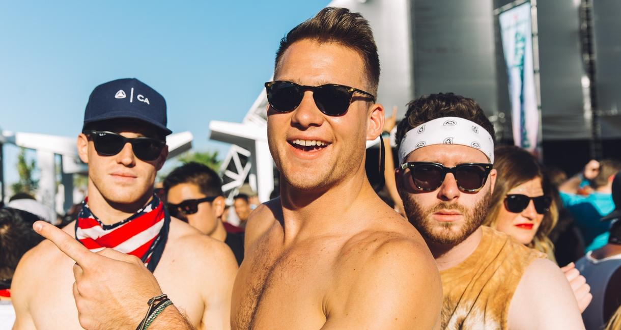 What Do Coachella's EDM Bros Think about EDM Bros? (THUMP, 2016)