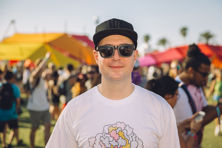 Dirtybird's Justin Martin is Headlining the Yuma Tent at Coachella and Living the Dream (LA Weekly, 2016)