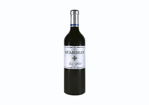 Guardian Cellars Gun Metal Red Blend | 2015