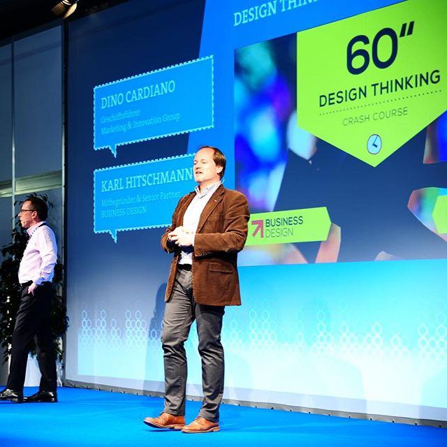 #medientage #designthinking #crashcourse