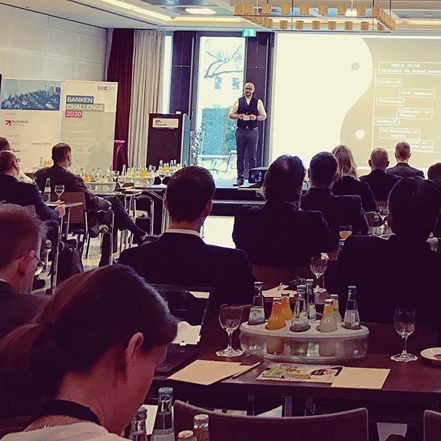 #businessdesign wieder beim #bankenchallenge in #köln #event