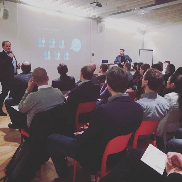 #designthinking #crashcourse im #impacthub #event