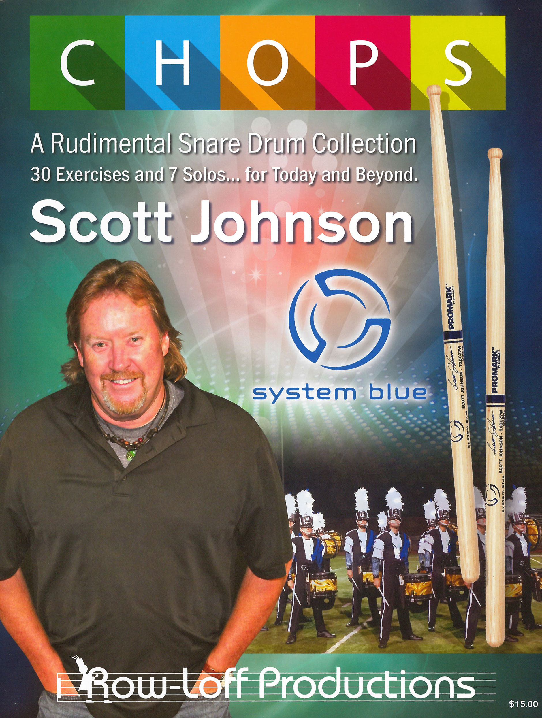 Scott Johnson- Chops, by Rowloff