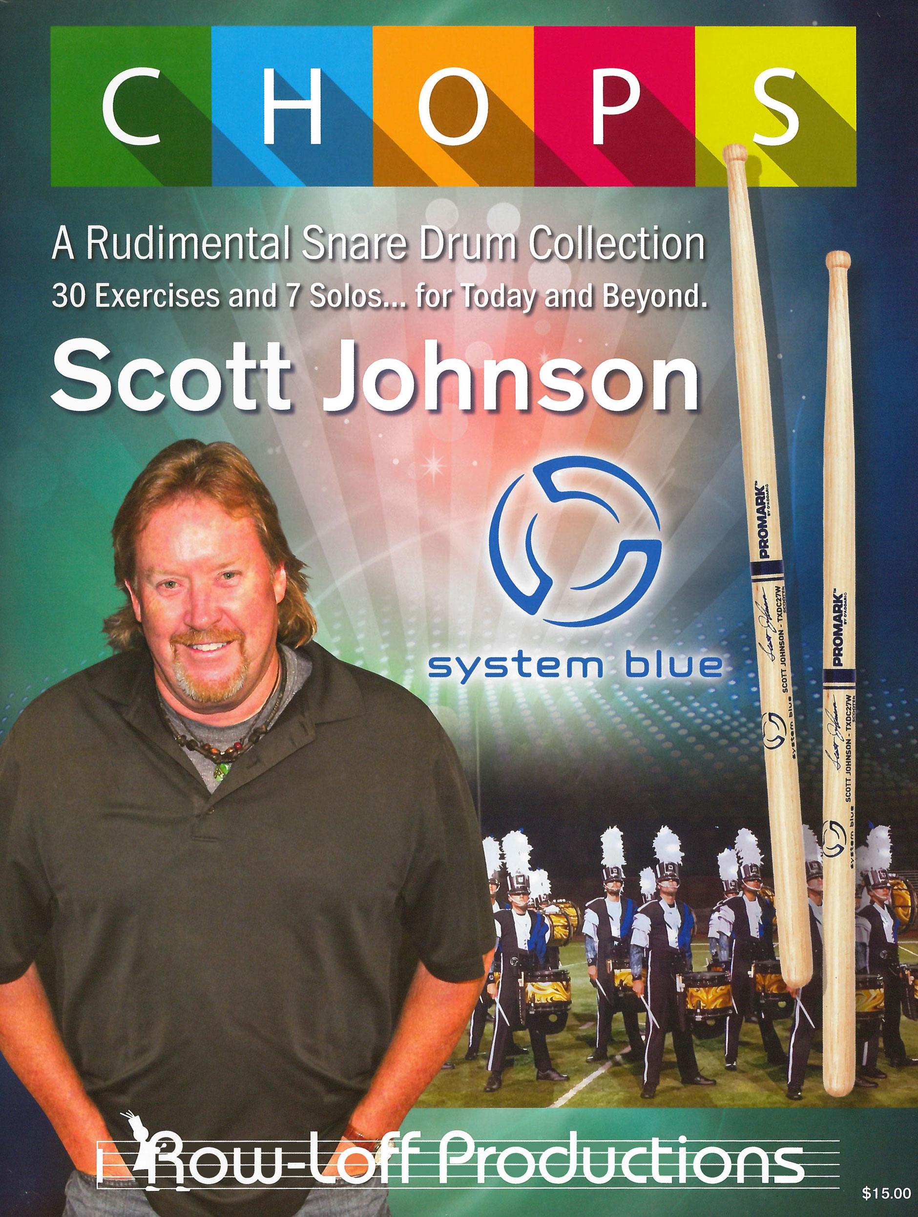 Chops- by Scott Johnson, Rowloff Publishing