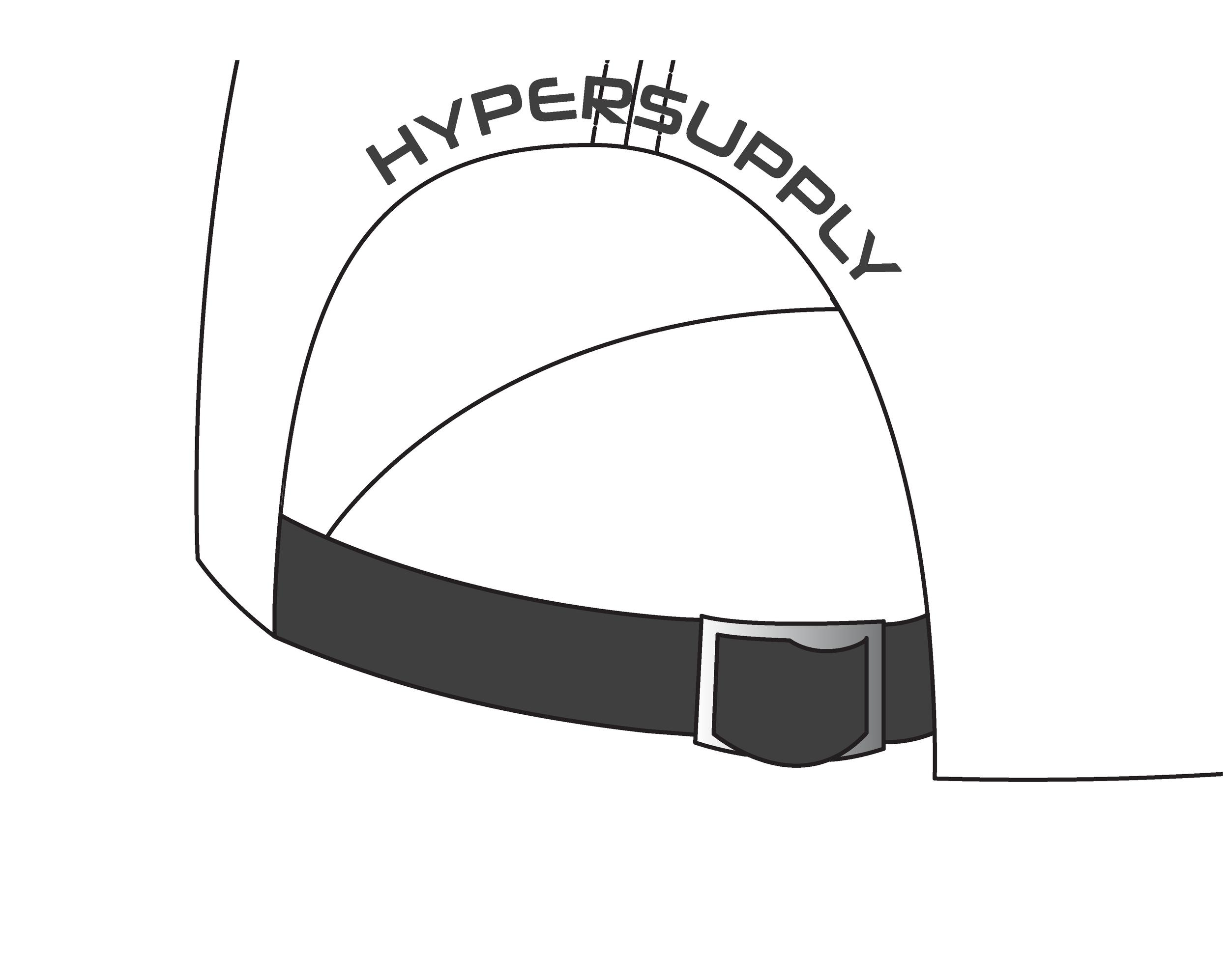 Metal belt buckle (Silver)