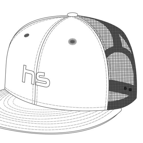 6-Panel Mesh Cap