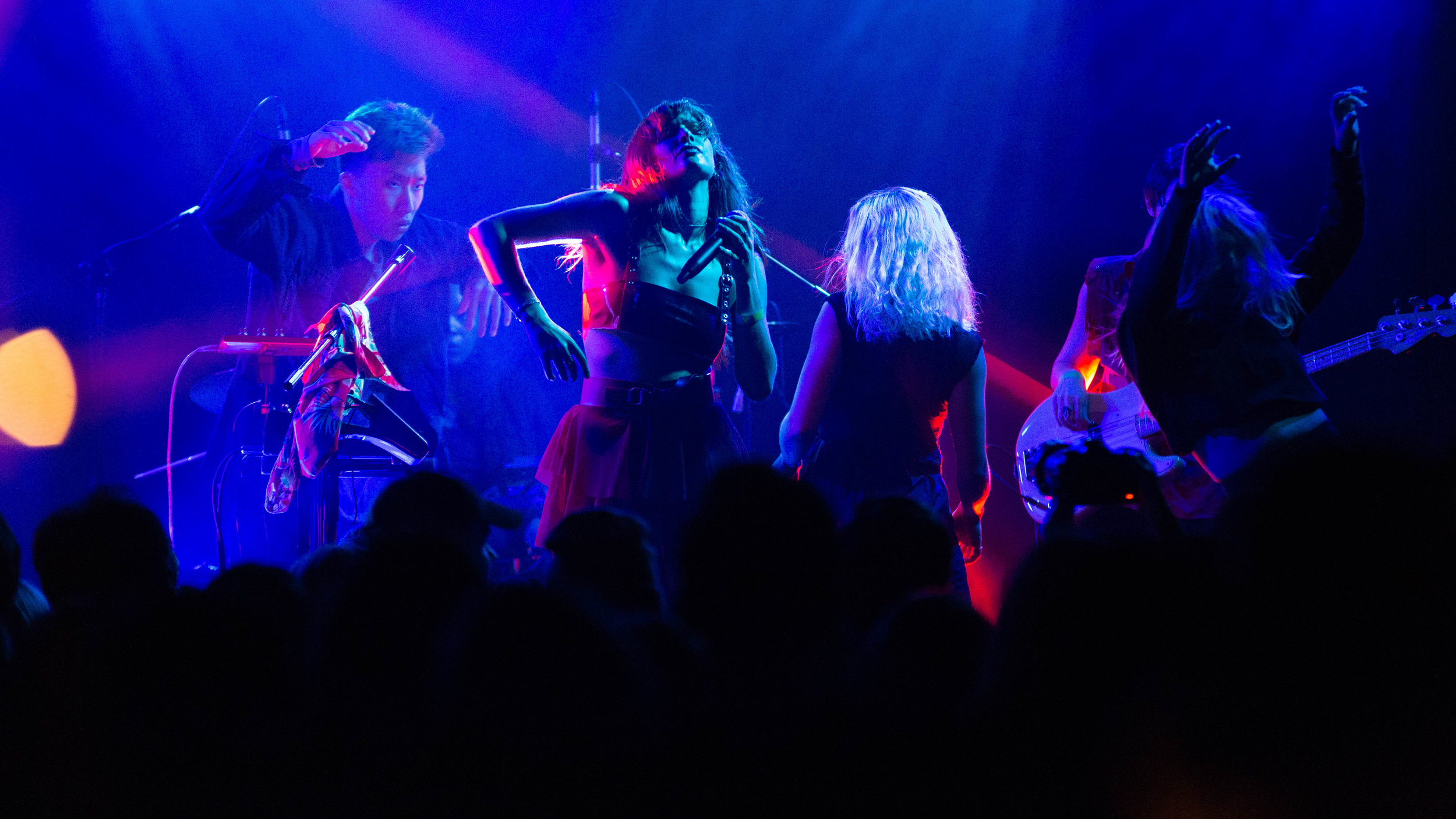 Photos - Undead Prom @ Teragram Ballroom -