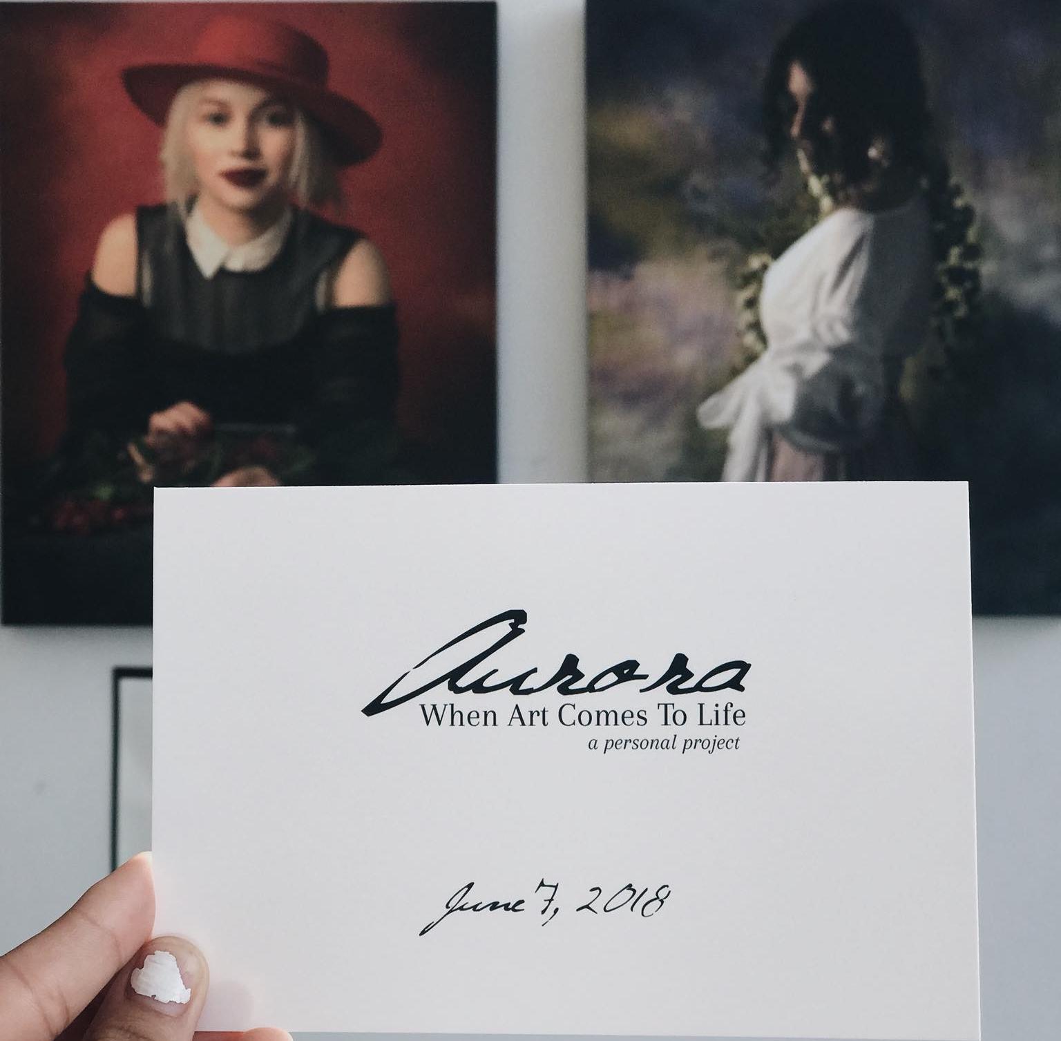 Aurora: When Art Comes to Life