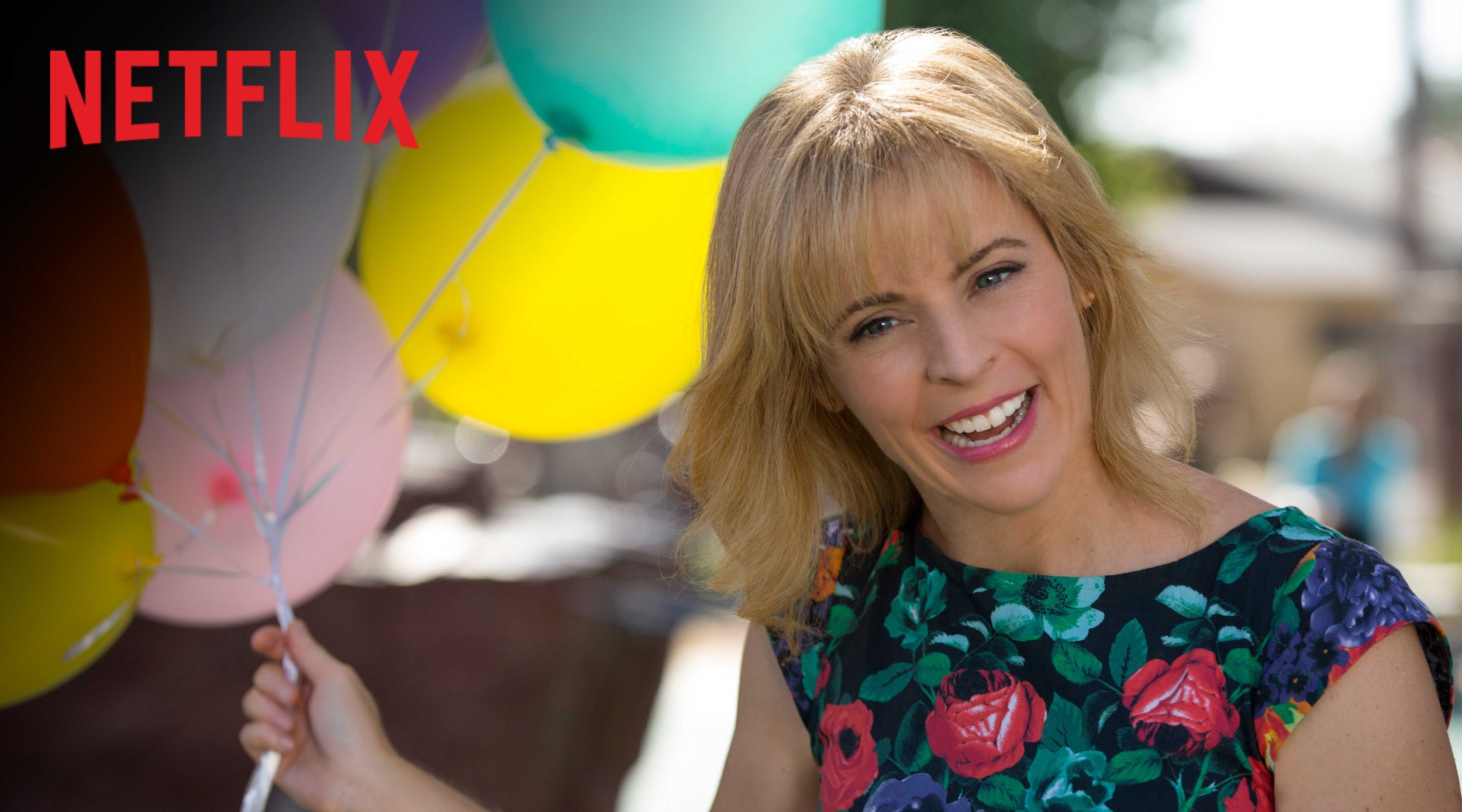 Maria Bamford who is known for her zany   stand up   comedy and voice acting made her own show for Netflix. I only recently heard about her through Chris Hardwick's 'The Nerdist' podcast, and she had me paying closer attention than usual because she's such a character. So I decided to check out her show on Netflix, and it's hilarious! You can get good idea of what kind of comedy you're gonna get just through the weird but funny intro.   The show is autobiographical and we see Maria playing herself in Hollywood hanging out with her manager, her best friends, and her two dogs that can talk! (But only to her.) We also see some flashbacks of her in her hometown of Duluth at a time when she was struggling with her bipolar ll disorder and depression, how is that funny right? Trust me it is. I highly recommend this new comedy, it's so well done, so interesting, and the cast is phenomenal.