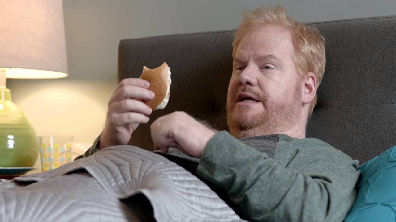 The food comic is back for season two of his self named show. Jim Gaffigan is one of the funniest comics in the world and if you don't believe me why don't you just ask the pope. No, seriously the pope specifically got Gaffigan to perform a private show just for him. His clean material translates incredibly well to the small screen.  In this show we get to see the other side of Jim Gaffigan with all of his 30 children....alright maybe it's not 30 but it feels like it. In this show we get an insight into Jim's home and comedy life and see great performances by Ashley Williams who plays his wife, and the hilarious Michael Ian black and Evan Goldberg. I haven't seen season two yet but from what I saw in season one it's gonna be good.