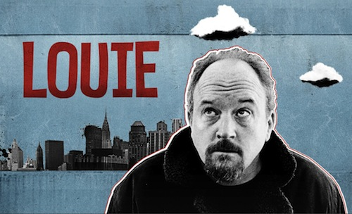 Alright if you haven't seen Louie yet man you are missing out. Never has there been a comedy more authentically New York than this one. We follow Louie as he goes through the motions of his life, balancing his   stand up  career while taking care of his 2 daughters 3 days out of the week. Sometimes we see silly things happening around him, and other times very serious things are happening to him and things get tense, but don't be fooled there still could be a fart or cum joke around the corner.    This show can make you feel very awkward because some the moments so tense and uncomfortable it will make you cringe and at time it can be so thoughtful because of the way he tackles social issues. Louie writes for the show, directs the show, and even edits the show himself on his laptop, and so you can tell how much love and care he put into show. I've already seen all five season and am currently   re-watching  , I highly recommend this show.