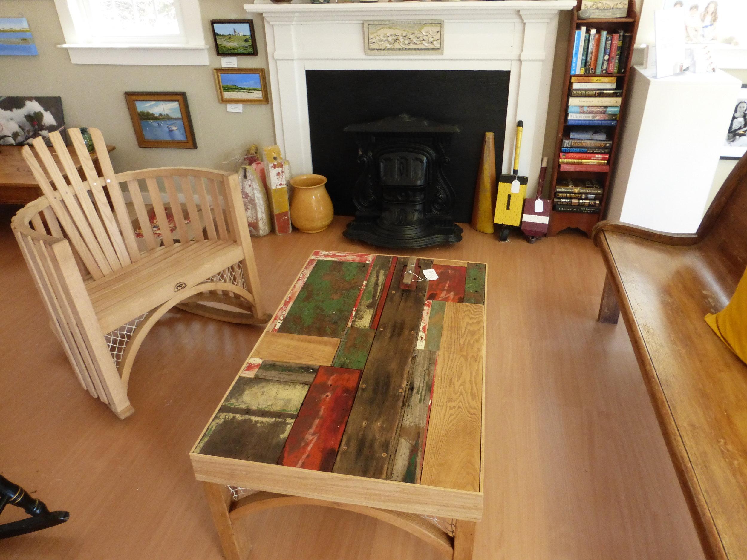 Julie's Lobster POT Furniture