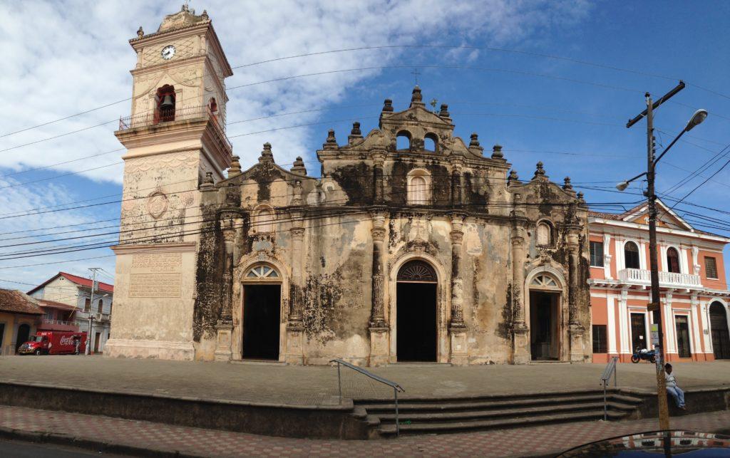 Iglesia La Merced in Granada