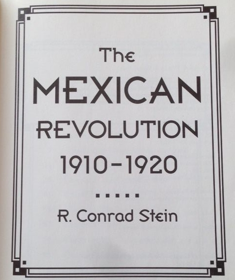 Unfortunately, this is not a flyer for a play, though, Mexican history is certainly entertaining. This particular revolution spawned such Mexican folk heroes as Pancho Villa and Emiliano Zapata, and saw the presidency change hands 4 times in ten years.