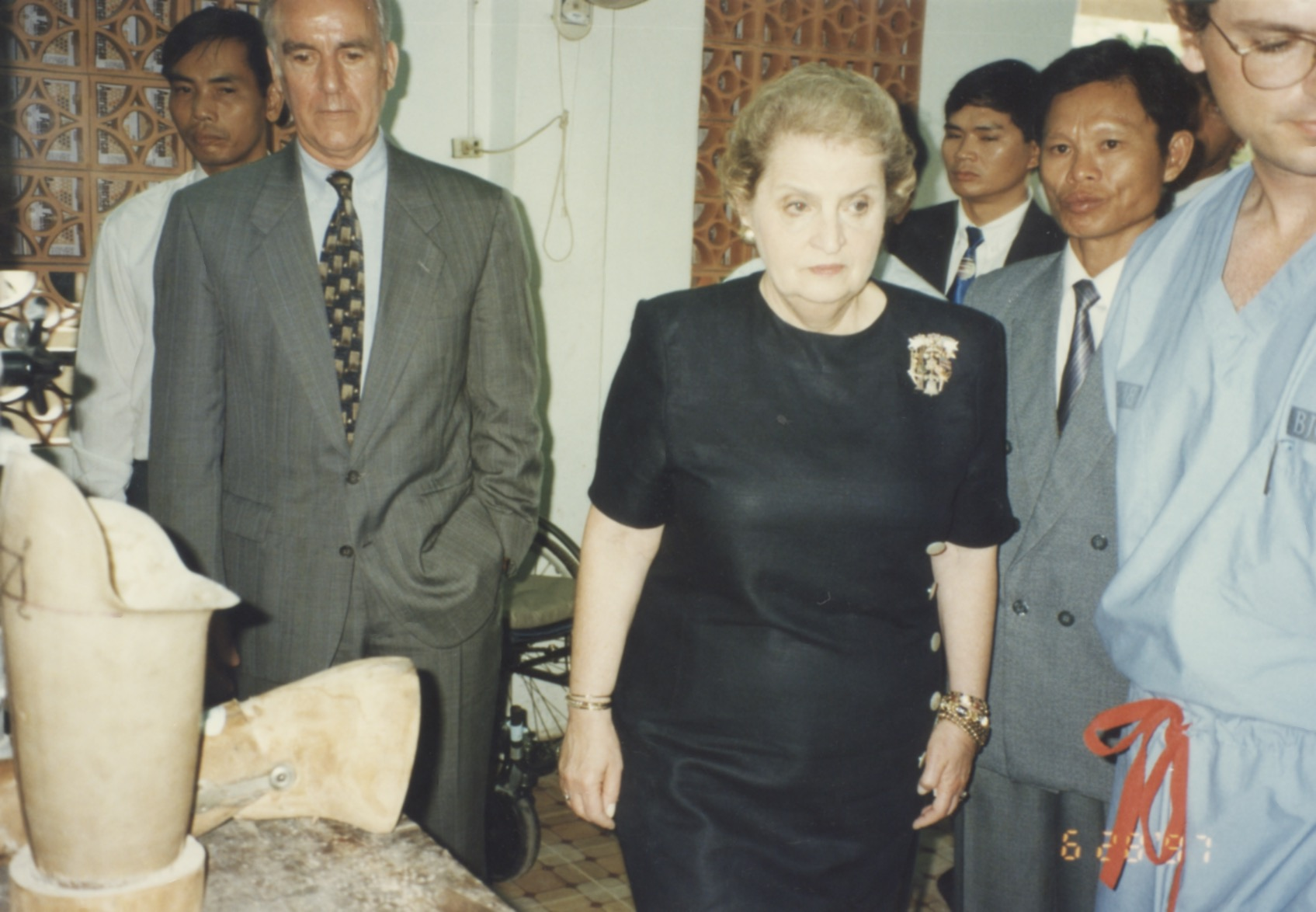 US Secretary of State Madeline Albright - 25.jpeg
